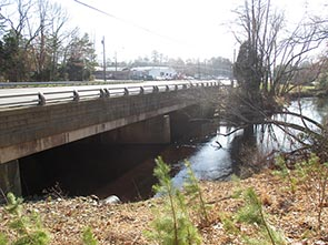 US Route 322 over Great Egg Harbor River